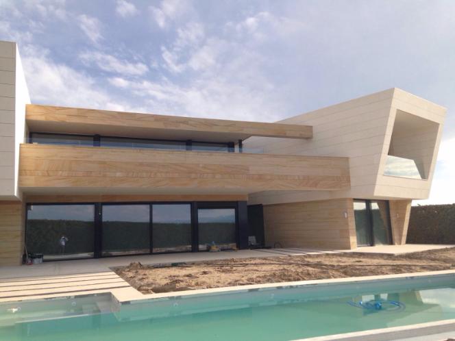 TJ6 - Construcción de vivienda unifamiliar en Pozuelo de Alarcón