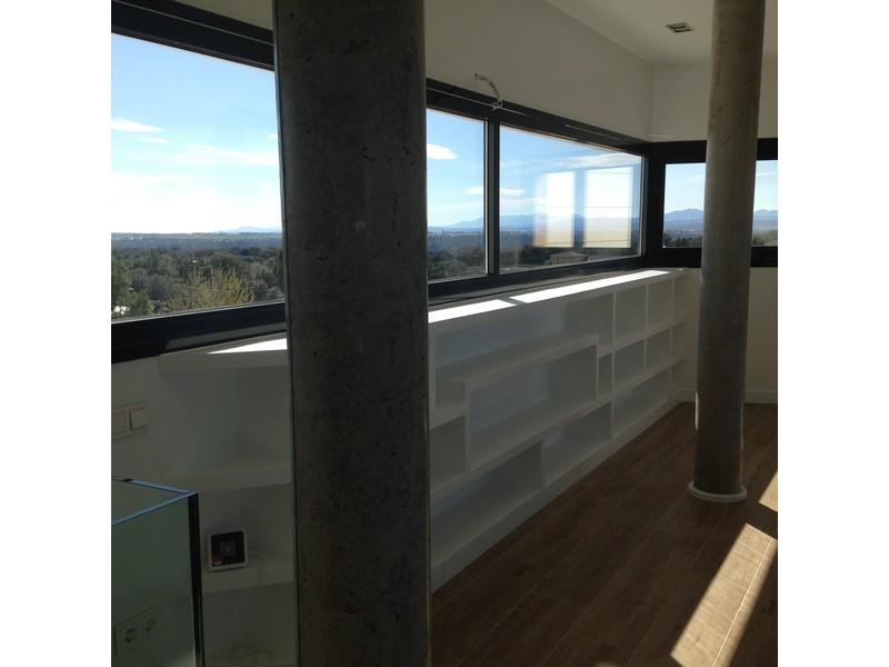 trabajos realizados 3 006 1 - Construcción de vivienda unifamiliar en Villaviciosa de Odón