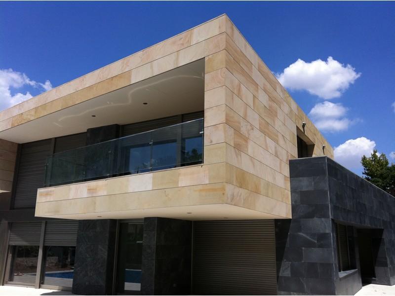 trabajos realizados 5 003 - Construcción de vivienda unifamiliar en Boadilla del Monte
