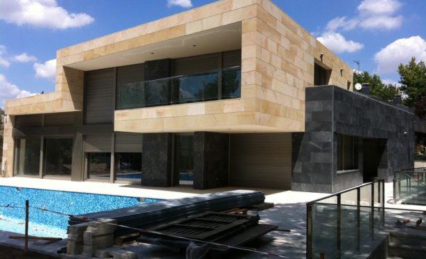 trabajos realizados 5 004 615x375 - Construcción de vivienda unifamiliar en Boadilla del Monte